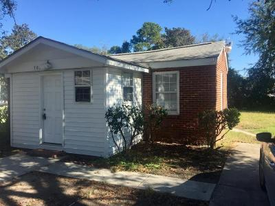 North Charleston Single Family Home For Sale: 5078 Delta Street