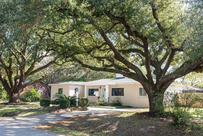 Charleston Single Family Home Contingent: 1557 Patterson Avenue