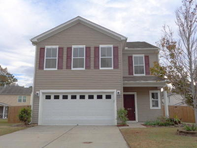 Ladson Single Family Home For Sale: 3805 Annapolis Way