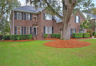 North Charleston Single Family Home For Sale: 5502 Sageborough Dr