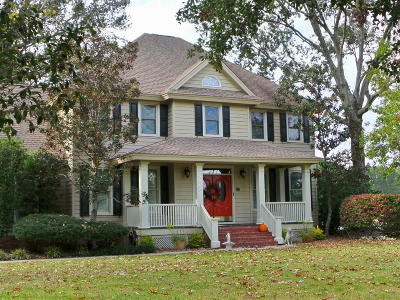 Charleston Single Family Home For Sale: 1680 Seignious Drive