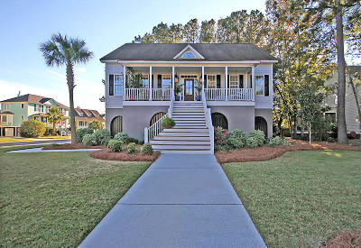 Mount Pleasant Single Family Home For Sale: 2173 Salt Wind Way