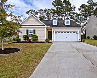 Ladson Single Family Home For Sale: 9619 Spencer Woods Road