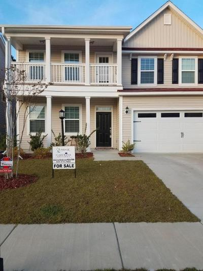 Moncks Corner Single Family Home For Sale: 437 Foxbank Plantation Boulevard