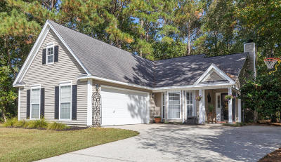 Single Family Home For Sale: 2788 Palmetto Hall Boulevard