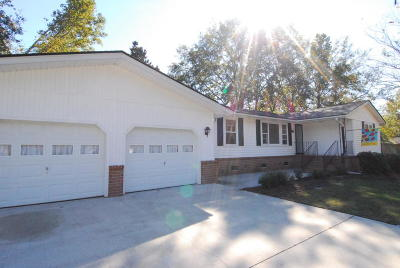 North Charleston Single Family Home Contingent: 2915 Shadow Lane