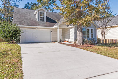 Charleston Single Family Home Contingent: 761 Bunkhouse Drive