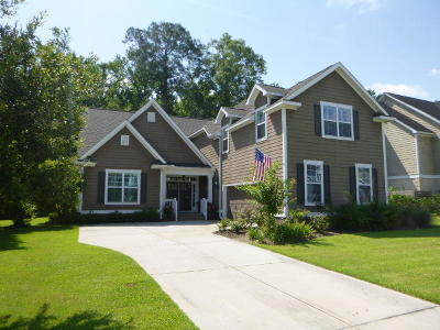 Summerville Single Family Home For Sale: 268 Silver Cypress Circle