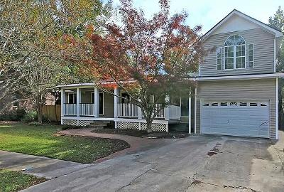 North Charleston Single Family Home For Sale: 2818 Haverhill Circle