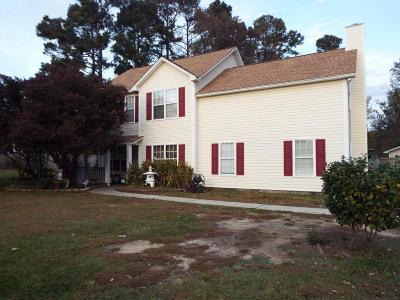 Goose Creek Single Family Home For Sale: 118 Retriever