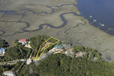 Seabrook Island Residential Lots & Land For Sale: Lot 61 Jenkins Point Road