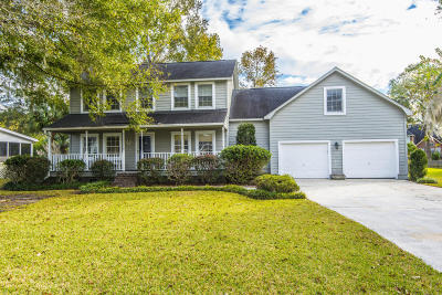 Charleston Single Family Home For Sale: 99 Shadowmoss Parkway