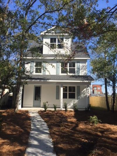 North Charleston Single Family Home For Sale: 4984 Jenkins Avenue