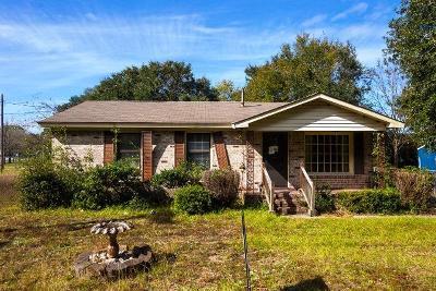 Charleston Single Family Home For Sale: 1459 Secessionville Road