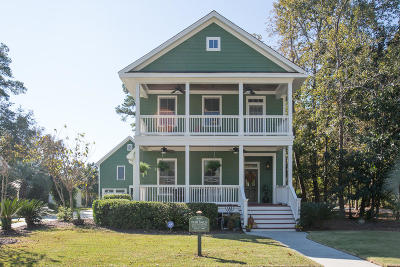 Johns Island Single Family Home Contingent: 4005 E Amy Lane
