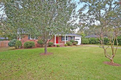 Charleston Single Family Home For Sale: 813 Trent Street