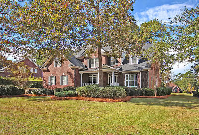 North Charleston Single Family Home For Sale: 8764 Herons Walk