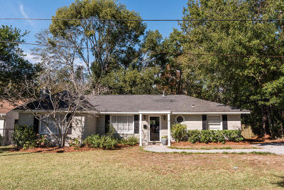 Charleston Single Family Home For Sale: 7 Arcadian Park