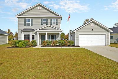 Single Family Home For Sale: 632 Savannah River Dr