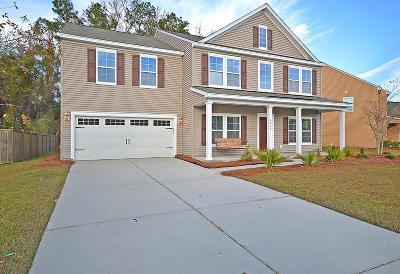 North Charleston Single Family Home For Sale: 5414 Overland Trail
