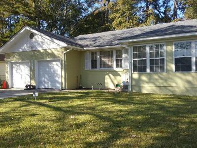 Charleston Single Family Home For Sale: 1602 Juniper Street