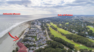 Isle Of Palms SC Attached For Sale: $460,000