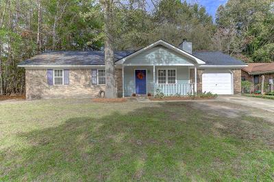 Goose Creek Single Family Home For Sale: 412 S Pandora Drive