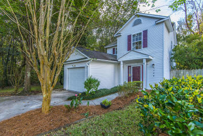Charleston Single Family Home For Sale: 1726 S Nicole Place