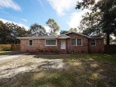 North Charleston Single Family Home For Sale: 7008 Midland Drive