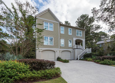 Seabrook Island Single Family Home Contingent: 3017 Seabrook Village Drive