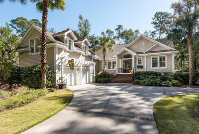 Johns Island Single Family Home Contingent: 3008 Baywood Drive