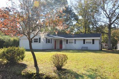 Johns Island SC Single Family Home Contingent: $200,000