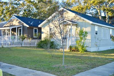 North Charleston Single Family Home For Sale: 4951 Chateau Avenue