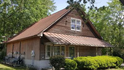Single Family Home For Sale: 9990 N Highway 17