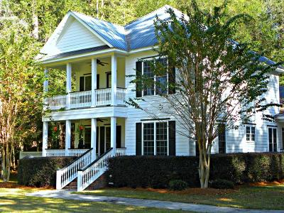 Walterboro Single Family Home For Sale: 45 Harvest Way