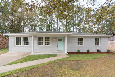 Ladson Single Family Home For Sale: 1125 Maryland Drive