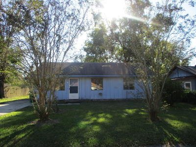 Single Family Home For Sale: 110 Clover Avenue