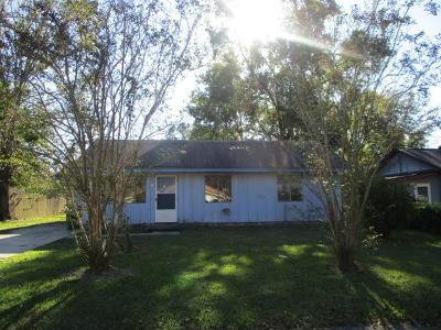Summerville Single Family Home For Sale: 110 Clover Avenue