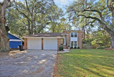 North Charleston Single Family Home For Sale: 102 Wicker Court