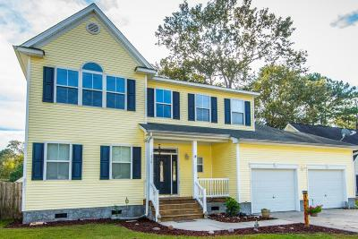 Ladson Single Family Home For Sale: 216 Elon Drive