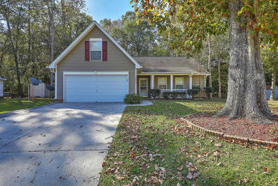North Charleston Single Family Home For Sale: 8412 Greenleaf Court