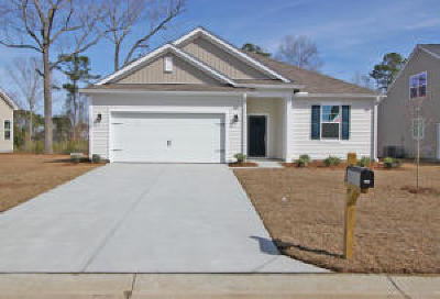 Summerville Single Family Home For Sale: 155 McMakin Drive #(Lot # 1