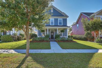 Single Family Home For Sale: 325 Crossandra Avenue
