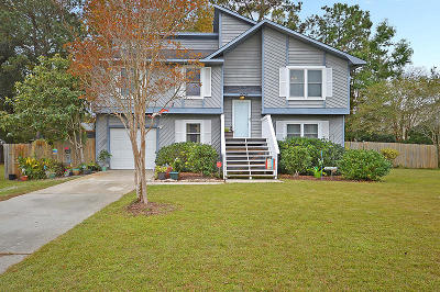 Charleston Single Family Home For Sale: 2236 Mariners Ferry