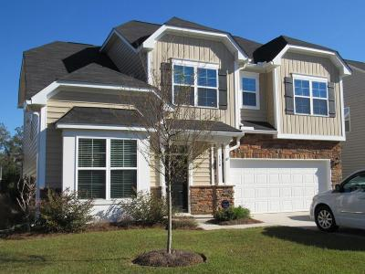 Goose Creek Single Family Home For Sale: 126 Marinella Drive