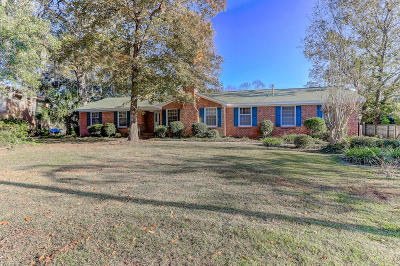 Charleston Single Family Home For Sale: 2876 Wofford Road
