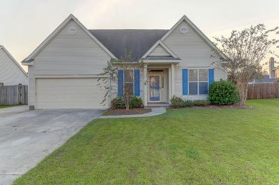 Charleston Single Family Home For Sale: 4171 Westerly Lane