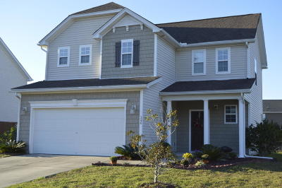 Single Family Home For Sale: 346 Albrighton Way