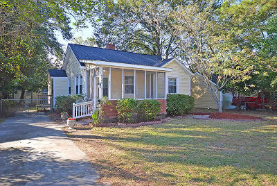 North Charleston Single Family Home For Sale: 4765 Churchill Rd