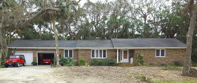 Edisto Beach SC Single Family Home For Sale: $394,000